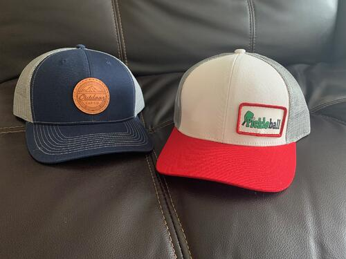 Outdoor Cap Trucker Caps with Patches