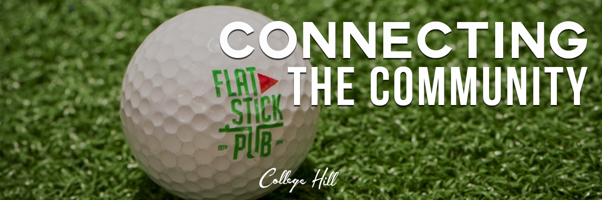 Connecting The Community Ft. FlatStick Pub and The If Project