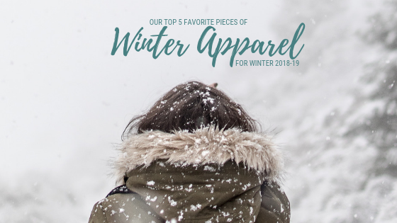 Our Top 5 Favorite Winter Items